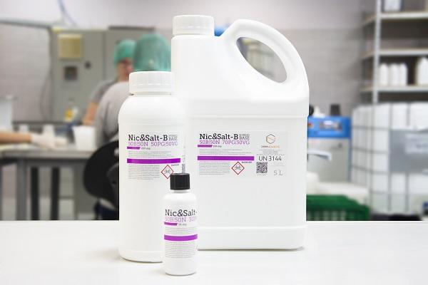 e-liquid bases