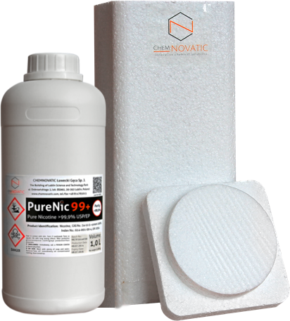 Chemnovatic PureNic 99+ nicotine