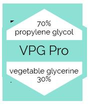 VPG pro nicotine bases