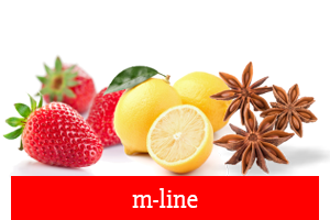 m-line e-liquid flavorings