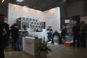 chemnovatic booth