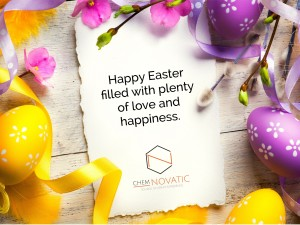 happy easter from chemnovatic