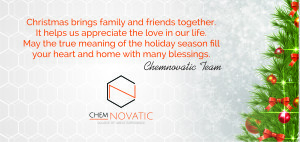 merry christmas from chemnovatic