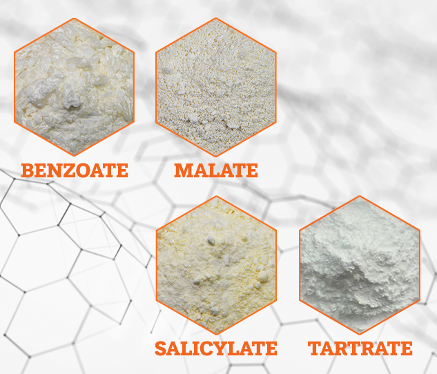 POD systems nicotine salts