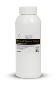 natural tobacco extract e-liquid flavouring