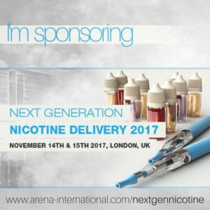 chemnovatic at next nicotine delivery2017
