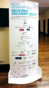 chemnovatic a roundtable sponsor at next generation nicotine delivery 2017 in london