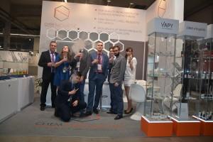 Chemnovatic team on Vape Expo Poland